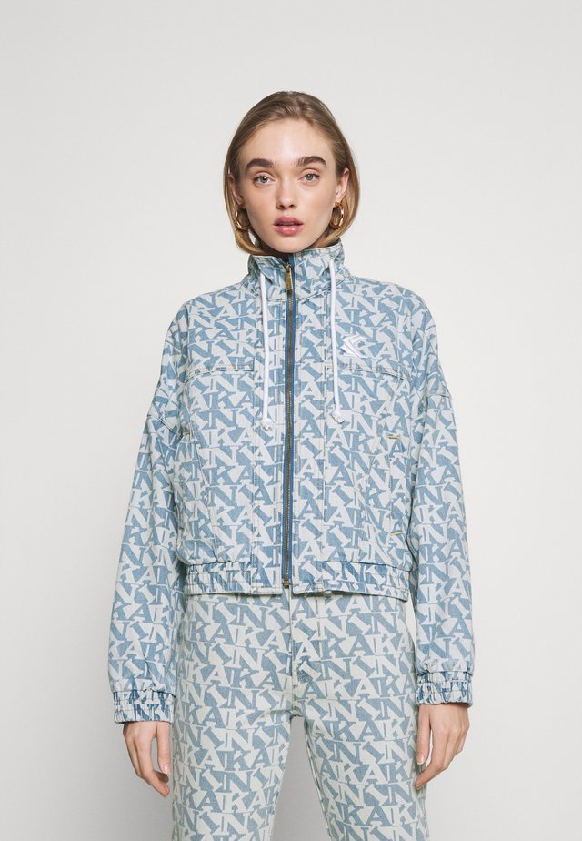ORIGINALS JACKET - Denim jacket - light blue