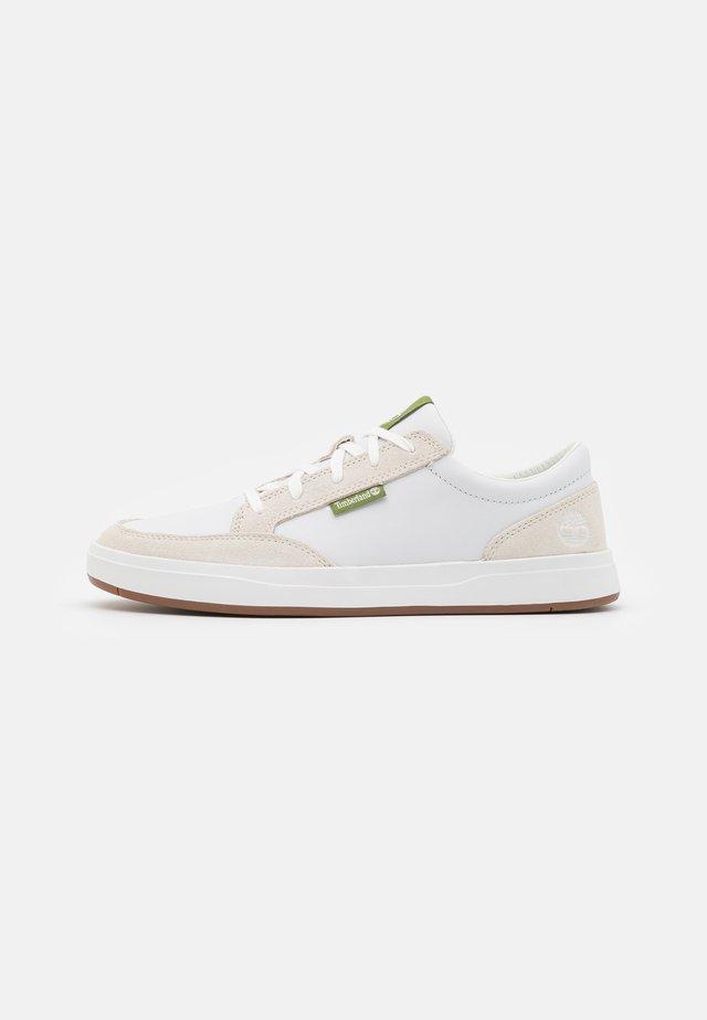 DAVIS SQUARE - Sneakers basse - white