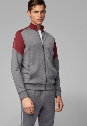 TRACKSUIT SET - Trainingsanzug - grey