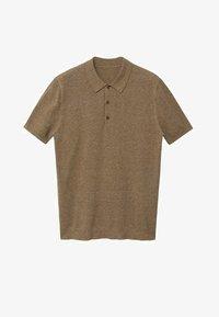 Mango - ANDREW - Polo shirt - koper - 5
