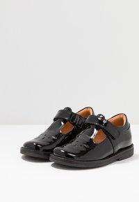 Froddo - Ankle strap ballet pumps - black - 3