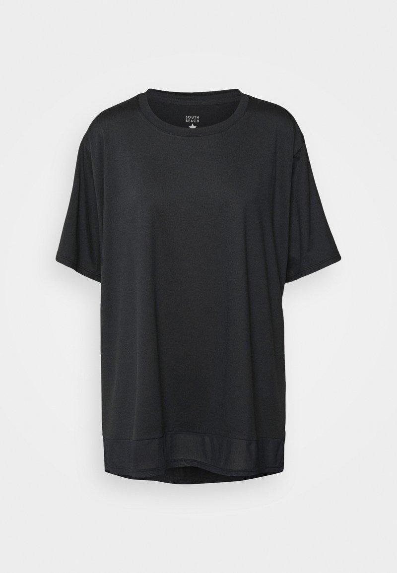 South Beach - T-shirts med print - black