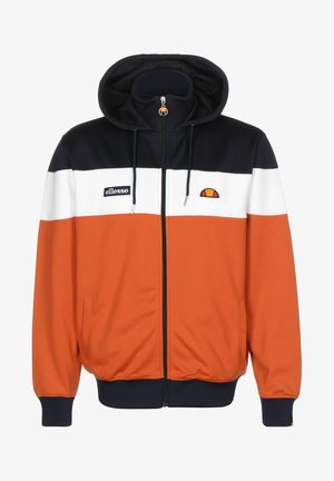 Giacca sportiva - dark orange
