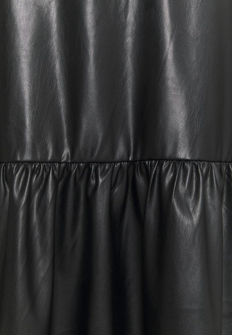 Lindex SKIRT ELSA - Maxirock - black/schwarz sLXSlD