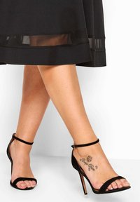 Yours Clothing - A-line skirt - black - 2