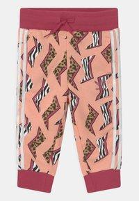 adidas Originals - CREW SET UNISEX - Tepláková souprava - wild pink/glow pink/multicolor/white - 2
