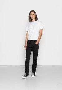 Urban Classics - 2 PACK - T-shirt - bas - white - 0