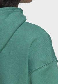 adidas Originals - Luvtröja - turquoise/white - 6
