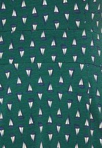 King Louie - MONA DRESS THE POND - Žerzejové šaty - lapis blue - 2