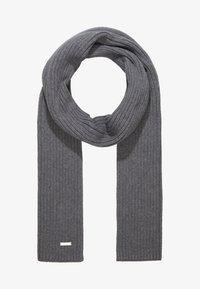 Calvin Klein - BASIC SCARF - Scarf - grey - 2