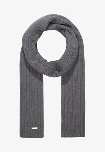 BASIC SCARF - Scarf - grey