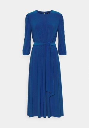 FELIA LONG SLEEVE - Jerseyklänning - sapphire star