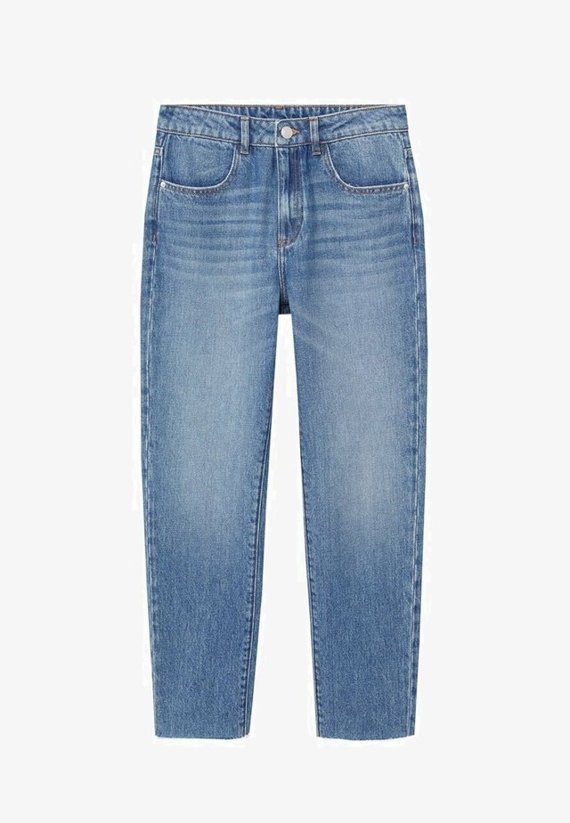 VIOLET - Relaxed fit jeans - donkerblauw