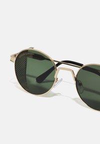 Urban Classics - SUNGLASSES SICILIA UNISEX - Sunglasses - anticgold/brown - 3