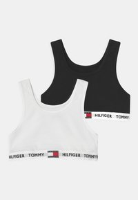 Tommy Hilfiger - 2 PACK - Bustier - white/desert sky - 0