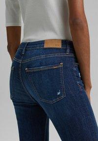 edc by Esprit - Jeans Skinny - dark blue - 4