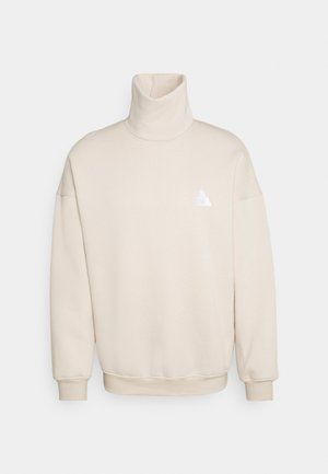 LOGO  - Sweater - cream
