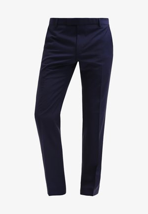 L-MERCER - Suit trousers - royal blue