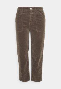 CLOSED - ABE - Pantaloni - chocolate chip - 0