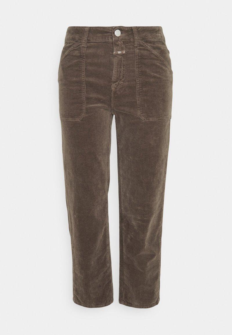 CLOSED - ABE - Pantaloni - chocolate chip