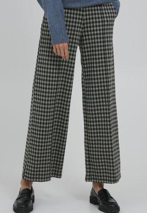 IHKATE  - Pantalon classique - vetiver