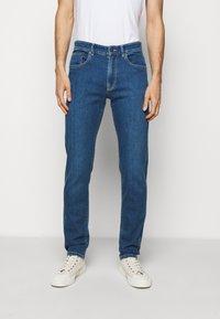Boglioli - Straight leg jeans - dark blue denim - 0