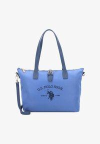U.S. Polo Assn. - PATTERSON - Handbag - light blue - 0