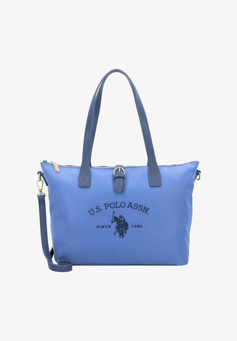 U.S. Polo Assn. - PATTERSON - Handbag - light blue