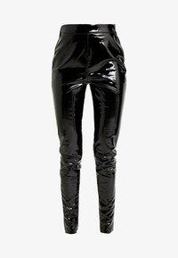 Topshop Tall - PIPER - Pantalones - black - 3