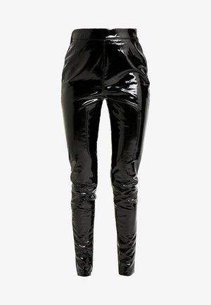 PIPER - Trousers - black
