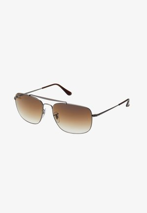 THE COLONEL - Okulary przeciwsłoneczne - gunmetal