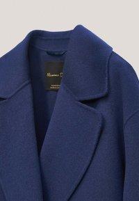 Massimo Dutti - Manteau classique - blue - 3