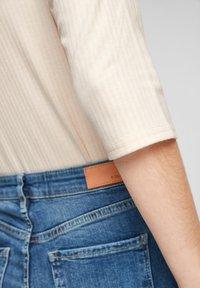 s.Oliver - Long sleeved top - light sand - 5