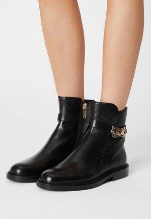 LOCK BOULEVARD - Classic ankle boots - black