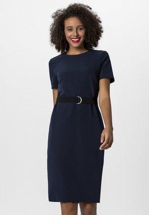 Day dress - night blue