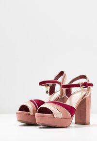 XTI - Sandalen met hoge hak - nude - 4