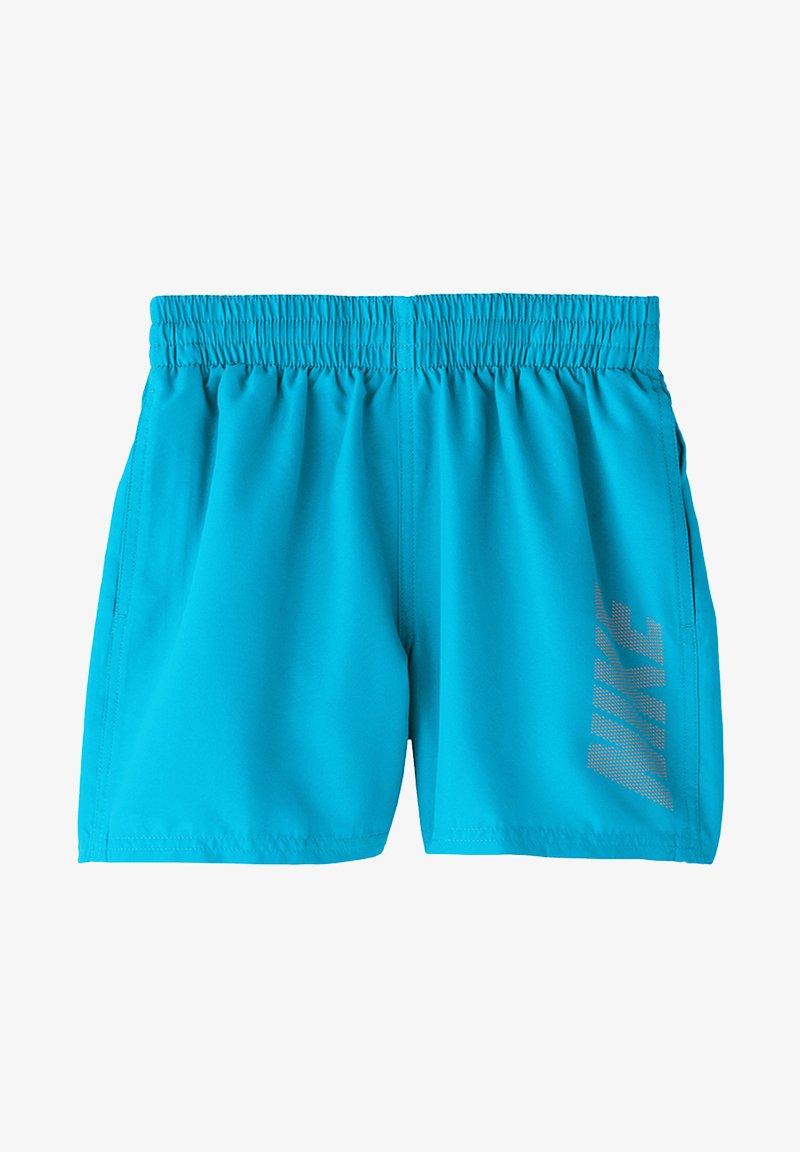 Nike Swim - VOLLEY  - Swimming shorts - light blue fury
