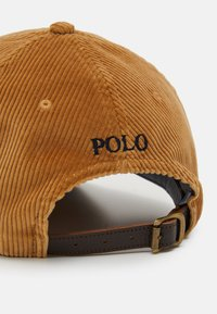 Polo Ralph Lauren - WALE  - Cap - berkshire tan
