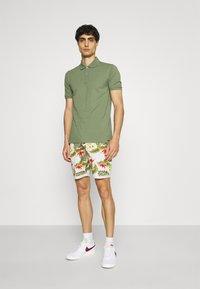 OLYMP - Polo shirt - graugrün - 1