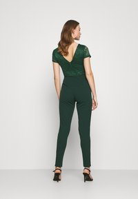 WAL G. - JOSIE BAND  - Jumpsuit - forest green - 2