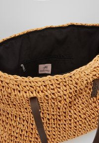 Anna Field - Tote bag - beige/brown - 4