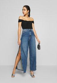 Pepe Jeans - DUA LIPA x PEPE JEANS - Blouse - black - 1