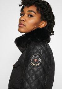River Island - Light jacket - black - 6