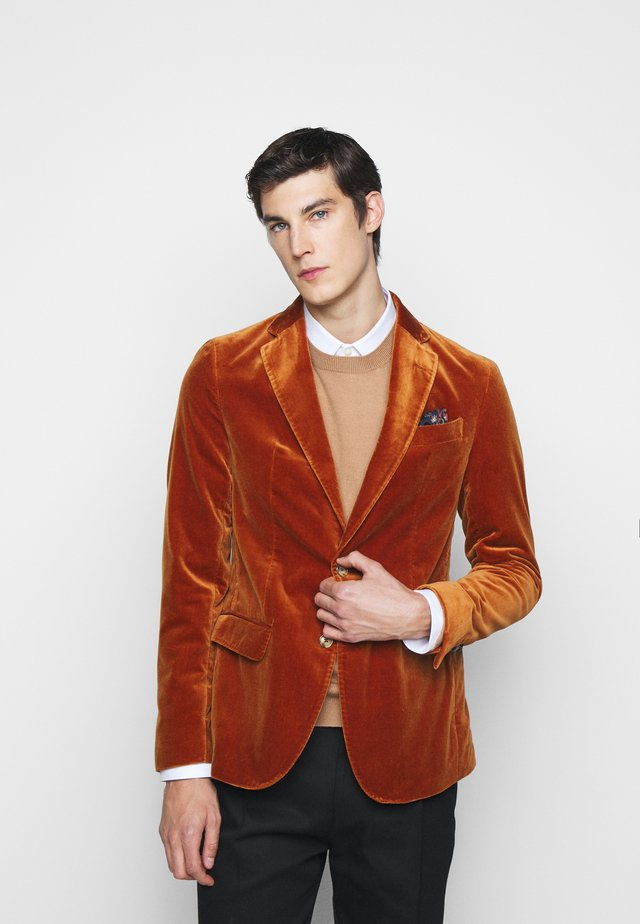 STAR EASY NORMAL - Blazer jacket - light camel