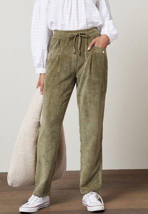 JOGGERS - Trousers - khaki