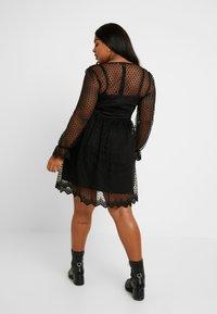 TFNC Curve - TARIAN DRESS - Vestido de cóctel - black - 3