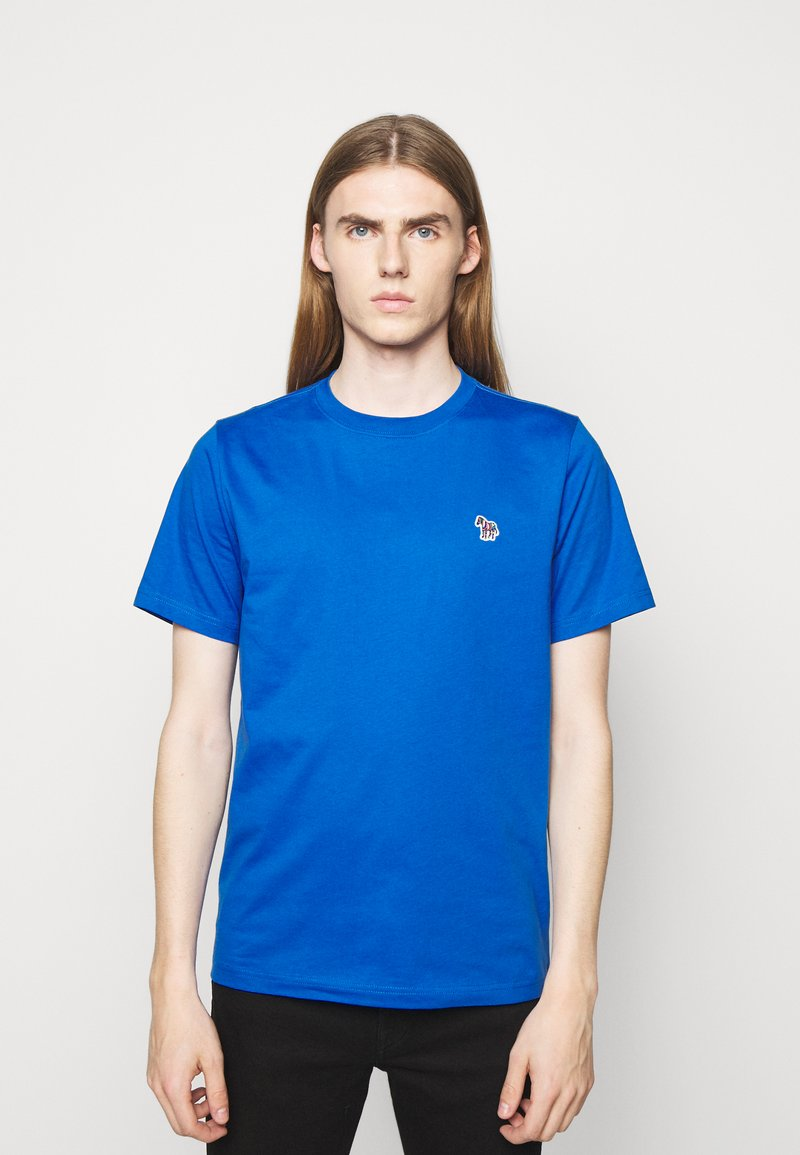 PS Paul Smith - MENS ZEBRA - Basic T-shirt - royal