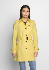 Tommy Hilfiger - SINGLE BREASTED  - Trenchcoats - sunray - 0