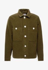 Weekday - AVON JACKET - Light jacket - khaki - 4