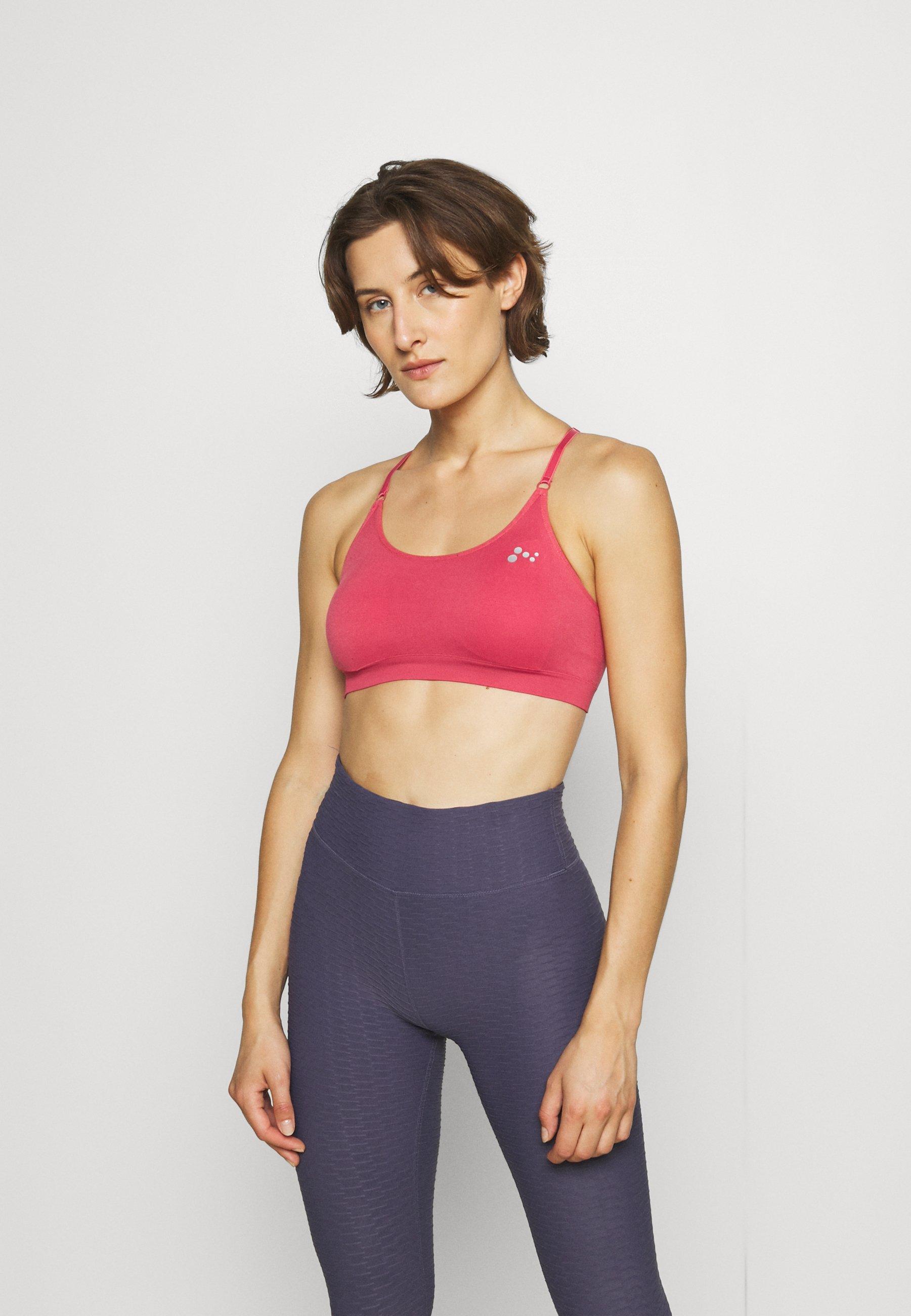 Women ONPLEA SEAMLESS BRA OPUS - Medium support sports bra